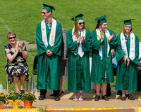 2687-c Vashon Island High School Graduation 2013 061513