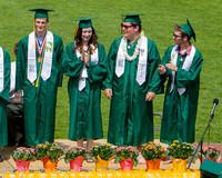 2687-d Vashon Island High School Graduation 2013 061513