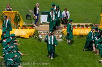 2697 Vashon Island High School Graduation 2013 061513