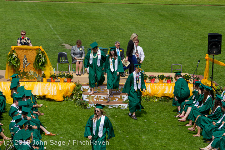 2699 Vashon Island High School Graduation 2013 061513