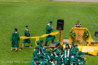 2702 Vashon Island High School Graduation 2013 061513