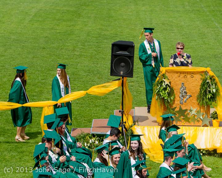2703 Vashon Island High School Graduation 2013 061513