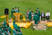 2707 Vashon Island High School Graduation 2013 061513