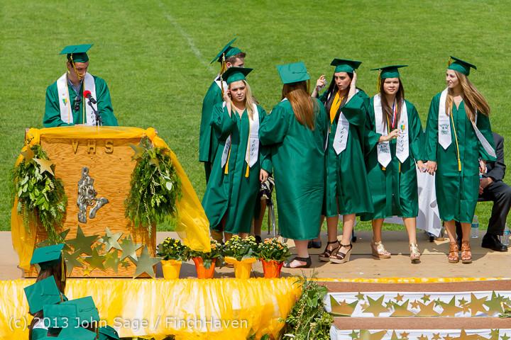 2710 Vashon Island High School Graduation 2013 061513