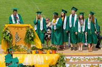 2713 Vashon Island High School Graduation 2013 061513