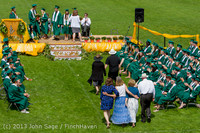 2722 Vashon Island High School Graduation 2013 061513