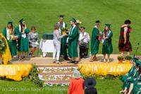 2743 Vashon Island High School Graduation 2013 061513