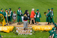 2749 Vashon Island High School Graduation 2013 061513