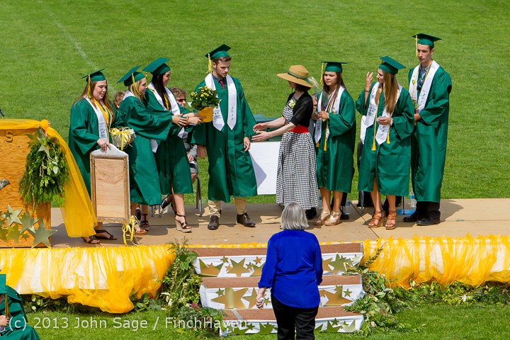 2752 Vashon Island High School Graduation 2013 061513