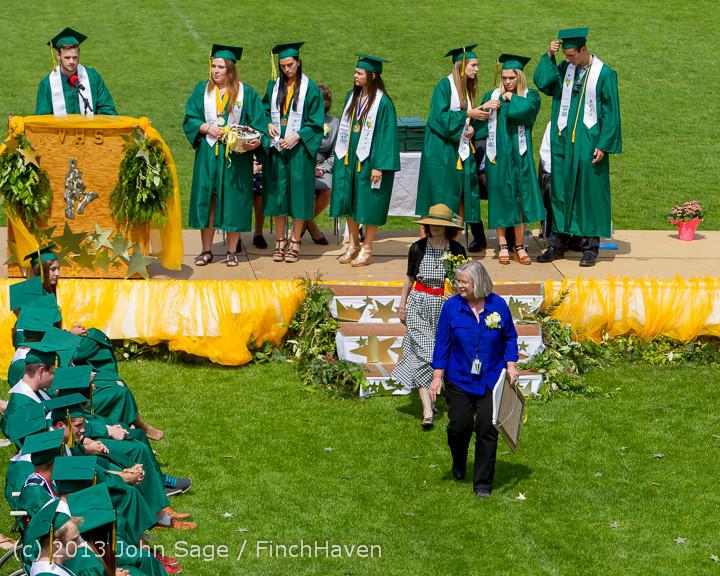 2769 Vashon Island High School Graduation 2013 061513
