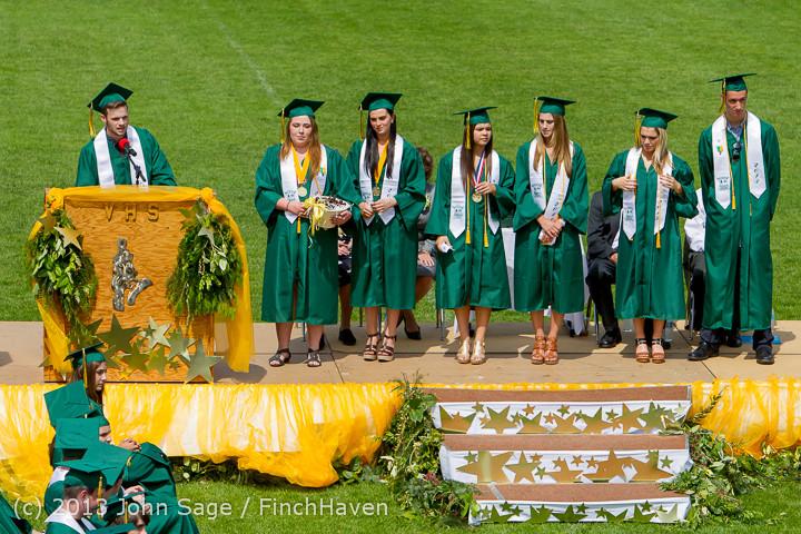 2773 Vashon Island High School Graduation 2013 061513