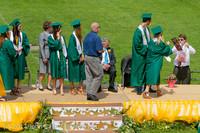 2789 Vashon Island High School Graduation 2013 061513