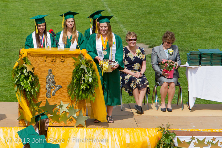 2806 Vashon Island High School Graduation 2013 061513