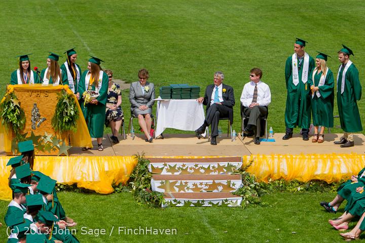 2810 Vashon Island High School Graduation 2013 061513