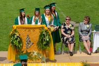 2812 Vashon Island High School Graduation 2013 061513