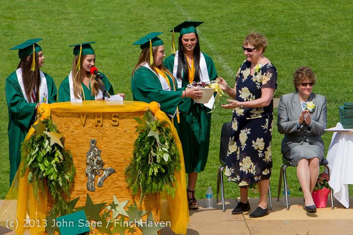 2822 Vashon Island High School Graduation 2013 061513