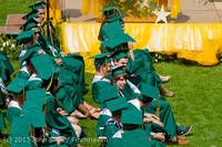 2854 Vashon Island High School Graduation 2013 061513
