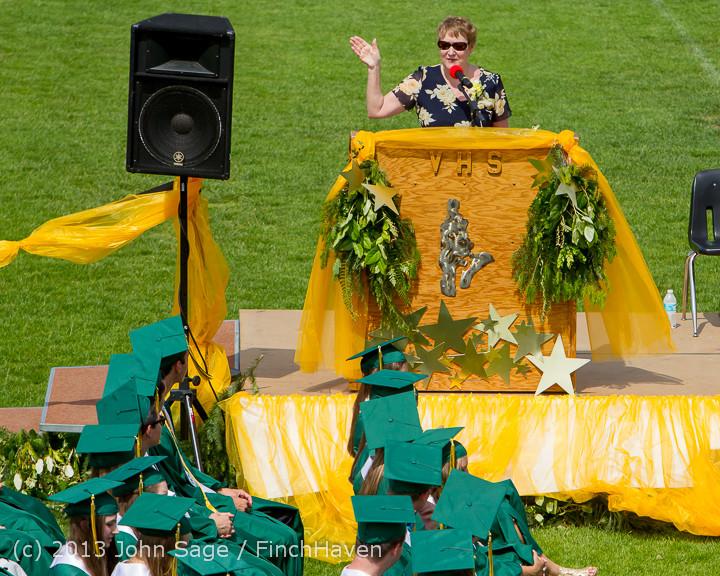 2870 Vashon Island High School Graduation 2013 061513