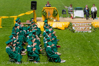 2877 Vashon Island High School Graduation 2013 061513