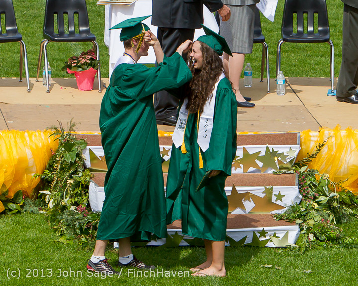 2923 Vashon Island High School Graduation 2013 061513