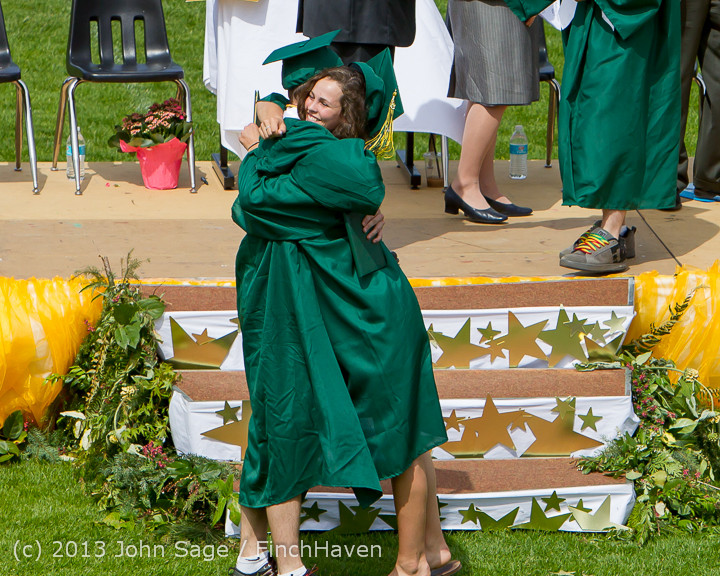 2924 Vashon Island High School Graduation 2013 061513