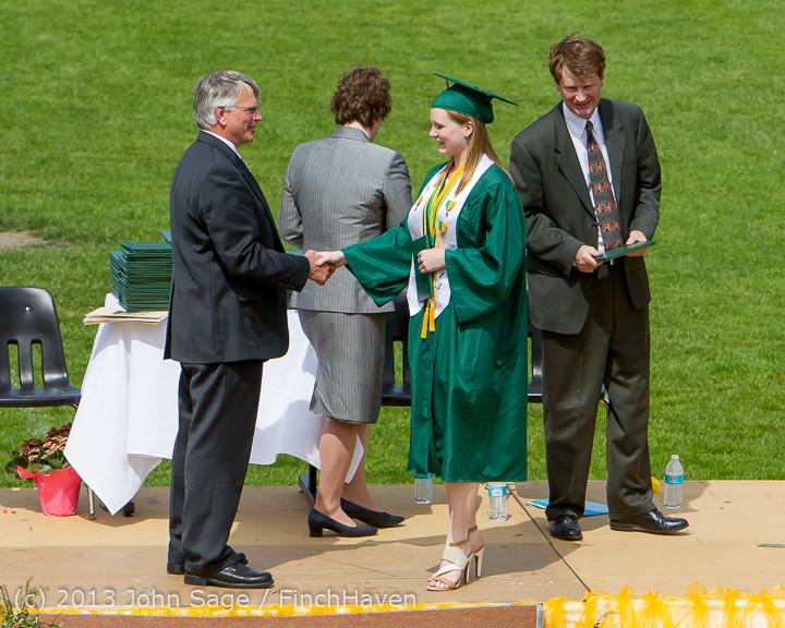 2943 Vashon Island High School Graduation 2013 061513