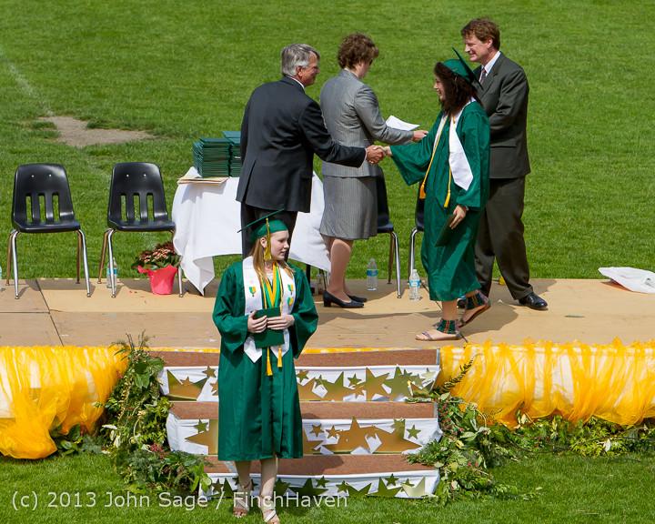 2946 Vashon Island High School Graduation 2013 061513