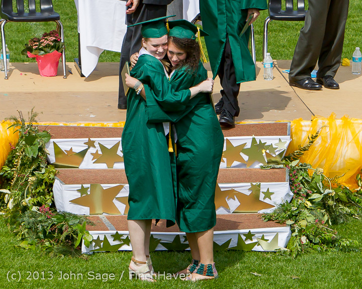 2949 Vashon Island High School Graduation 2013 061513