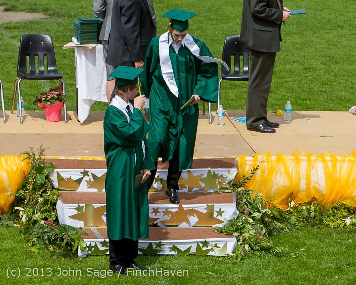 2956 Vashon Island High School Graduation 2013 061513