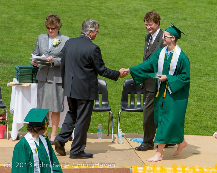 2964 Vashon Island High School Graduation 2013 061513