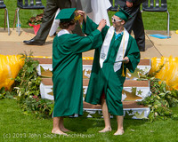 2966 Vashon Island High School Graduation 2013 061513