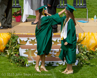 2976 Vashon Island High School Graduation 2013 061513