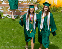 2977 Vashon Island High School Graduation 2013 061513