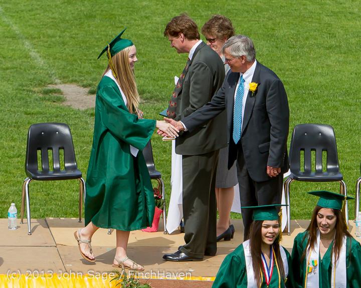 2981 Vashon Island High School Graduation 2013 061513