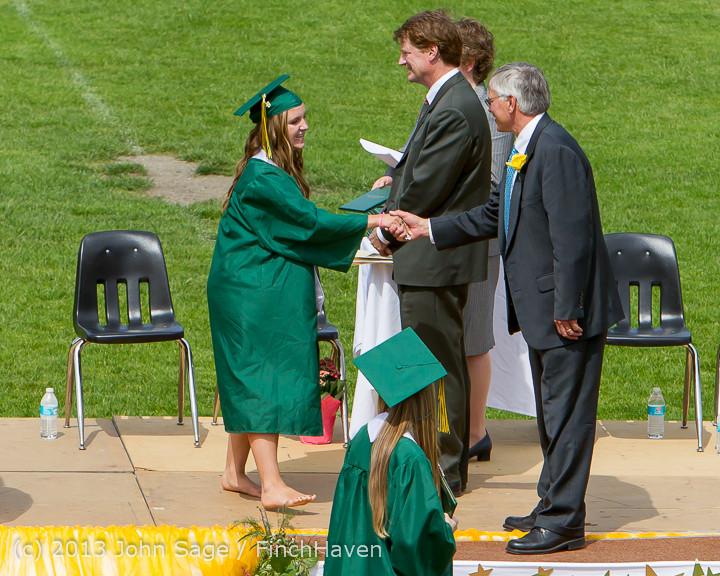 2990 Vashon Island High School Graduation 2013 061513