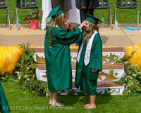 2993 Vashon Island High School Graduation 2013 061513