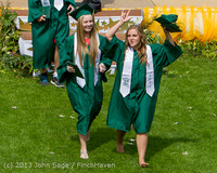 2996 Vashon Island High School Graduation 2013 061513