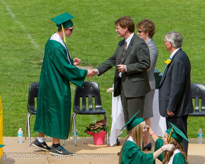 2999 Vashon Island High School Graduation 2013 061513