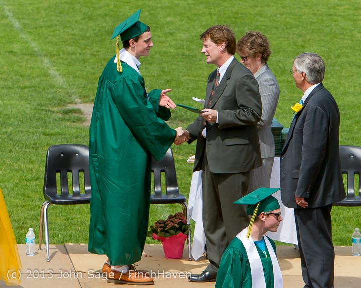 3010 Vashon Island High School Graduation 2013 061513