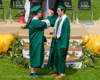 3014 Vashon Island High School Graduation 2013 061513