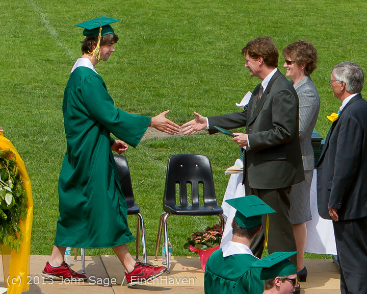 3030 Vashon Island High School Graduation 2013 061513