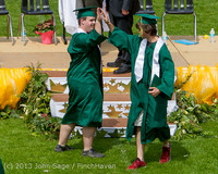3037 Vashon Island High School Graduation 2013 061513