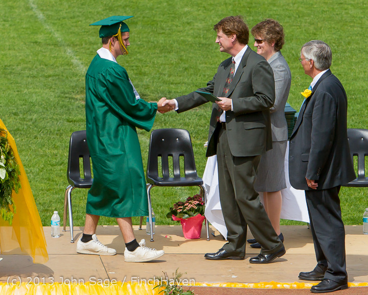 3038 Vashon Island High School Graduation 2013 061513
