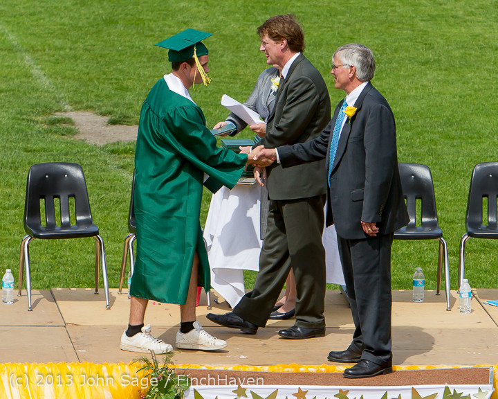 3039 Vashon Island High School Graduation 2013 061513