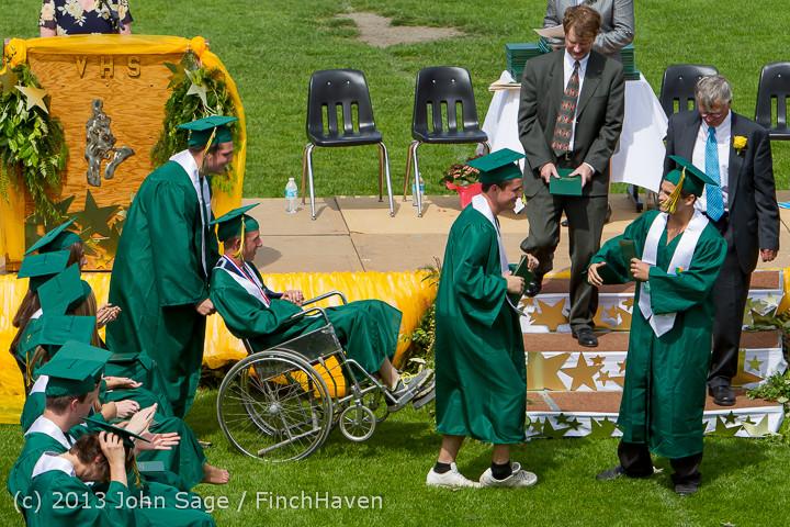 3044 Vashon Island High School Graduation 2013 061513