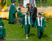 3048 Vashon Island High School Graduation 2013 061513