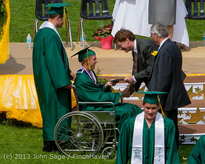 3049 Vashon Island High School Graduation 2013 061513