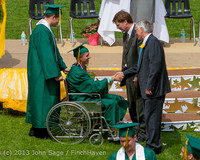 3051 Vashon Island High School Graduation 2013 061513