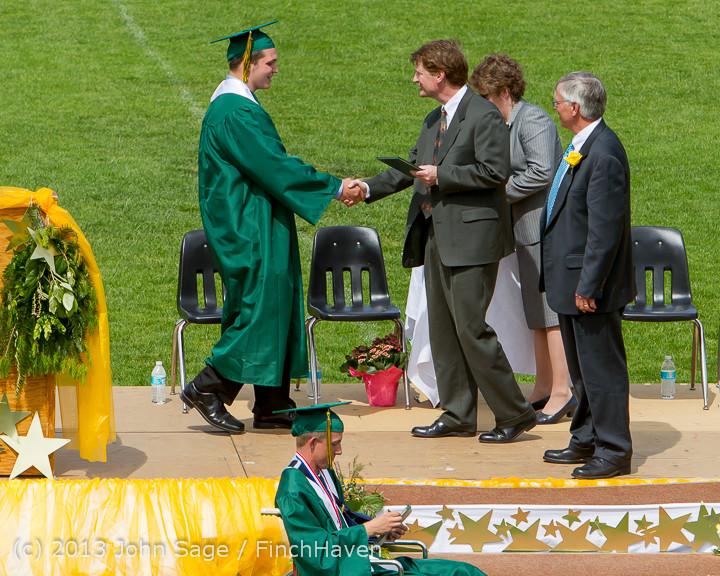 3055 Vashon Island High School Graduation 2013 061513