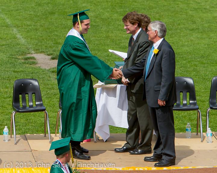 3057 Vashon Island High School Graduation 2013 061513